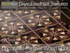 Skye decorative parquet floor 4