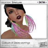 [ glow ] studio - Colours of Zebra