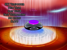 New Expose Hologram - Model Space Teleporter