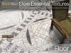 Decorative Stone Floor - Skye Essential - 48 Full Perms Textures