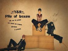 .::Y&R::. Grunge boxes prop Freebie(boxed)
