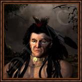 "American Native Art ""Cheyenne"""