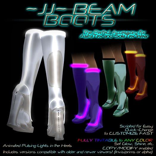 ~JJ~ Beam Boots