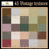 45 Vintage textures