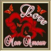 POOFER MUSICAL Love Mon Amour L.FABIAN(Son très long)
