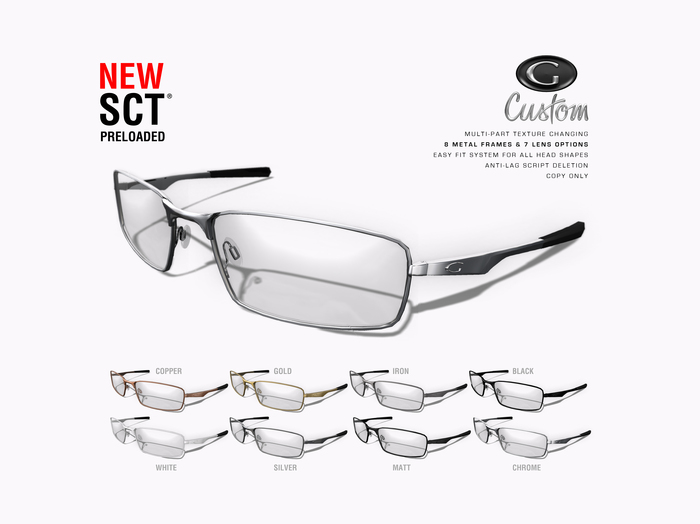 [Gos] Custom Eyewear - SCT