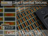 Glass Mosaic Tiles - Skye Essential - 63 Full Perms Textures