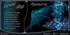 *DS* Daemonic Wings Gem Aquamarine (box)