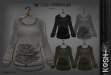 KOSH- THE TREE LONGSLEEVE -FATPACK-