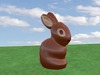 Bunny Chocolate (1 prim only!)