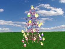 Blinking Easter Tree Chicken