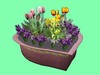 plant bowl 2 (only 6 prims!)