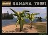 100L OFF!Sculpted Banana Tree - 2 models - banana plant