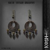 KOSH - SELVA OSCURA EARRINGS