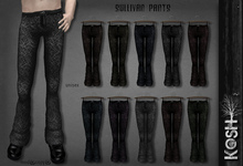 KOSH- SULLIVAN PANTS -FATPACK-