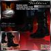 "PROMO ~ New Release SALE ~ !Drakke! Designs ""Walkers"" Boots (Black)  ~ SL Viewer 2 Ready"