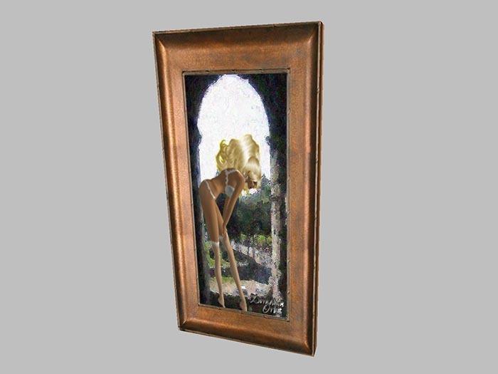 Doradina Orbit - Woman at Window