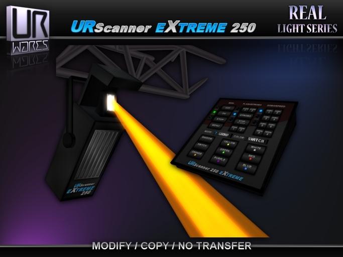 URW SCANNER 250 EXTREME