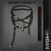 KOSH- MULTIPLEX NECKLACE V2