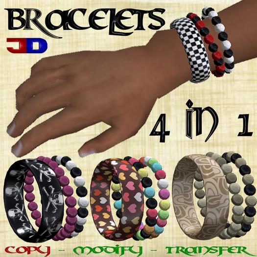 *JD* FREE bracelets