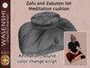 Zafu and Zabuton Set -  Meditation cushion