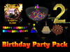 Birthday Party Pack - Huge collection of Party Things
