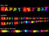 Flashing Rez Day Lights