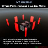 Skybox Positioner - Land Border Marker - Land Border Detector