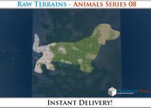 50% OFF SALE! RAW-Datei Terrain: Tiere