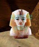 Ivory Tutankamen Carving,Ancient Egypt*Land of the Pharaohs*Pyr