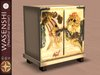 Japanese Antique Tansu storage cabinet. #3