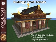 Buddhist small Temple