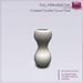 %50SUMMERSALE Full Perm Sculpted Modern Flower Vase - Double Gourd Vase Builder's Kit Set FULL PERM