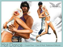 "[LA] LOSTANGEL: ""Hot Dance"" - Couple Pose"