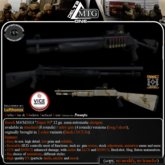 D1&MTG M4 / M1014 semi-automatic shotgun + VICE, BNWCS , CCS Enhanced + VIDEO!