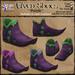 *LightStar - Elven Shoes-Purple