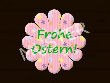 Frohe Ostern 2