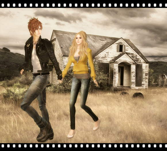 .::Y&R::. Follow me couple pose