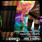 >>ROOTS<<00L10003 (Leggings, Tights)
