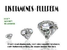 LIS DIAMONDS - FULLPERM