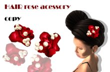 HAIR ROSE ACESSORY