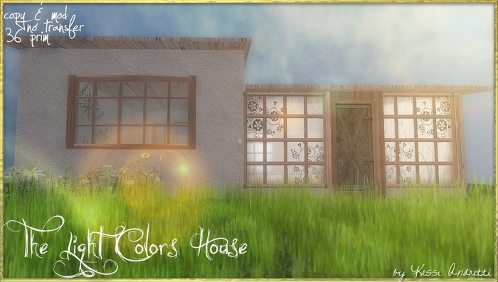 The Light Colors House