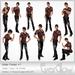 *EverGlow* - Boys Poses #7