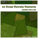 Izzie's - Grass Terrain Textures