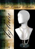 {*Aglaia*} Haute Couture - Cream Pearl Necklace