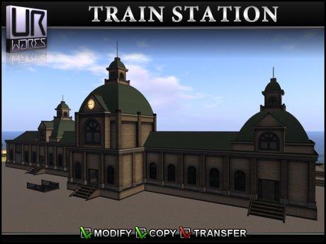 [URW] TRAIN STATION 1