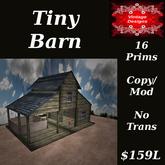 Tiny Barn