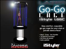 iStyle Go-Go Cage LGGC LAZER