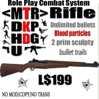 <MTR> Rifle