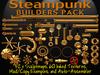 Steampunk 1 Builders Pack